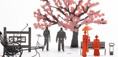 ENSO ANGO「京都編・春」