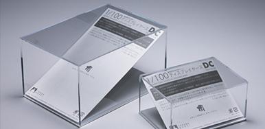 1/100建築模型用添景セット ディスプレイケース