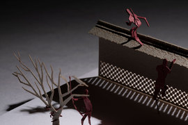 1/100 ARCHITECTURAL MODEL ACCESSORIES SERIES No.89 Ninja