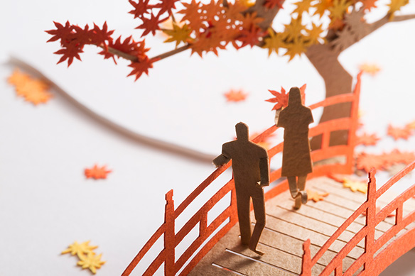 1/100 ARCHITECTURAL MODEL ACCESSORIES SERIES No.61 Fall Foliage