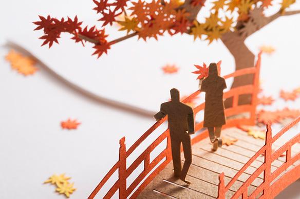 1/100 ARCHITECTURAL MODEL ACCESSORIES SERIES No.61 Fall Foliage