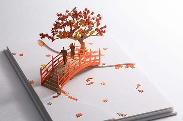 1/100 ARCHITECTURAL MODEL ACCESSORIES SERIES No.61 Fall Foliage 004