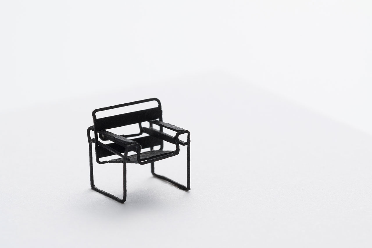 1/100 ARCHITECTURAL MODEL ACCESSORIES SERIES Special edition Knoll