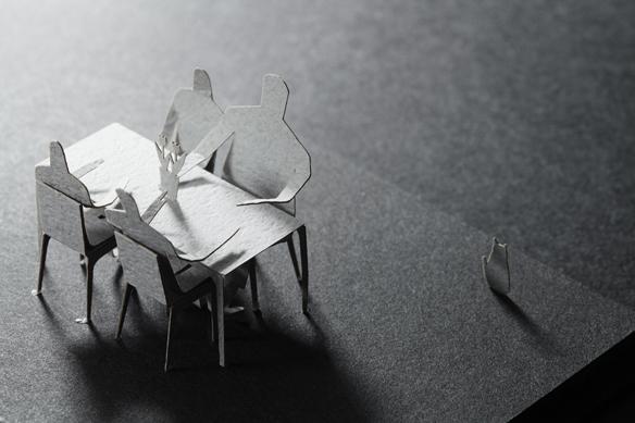 1/50建築模型用添景セット
