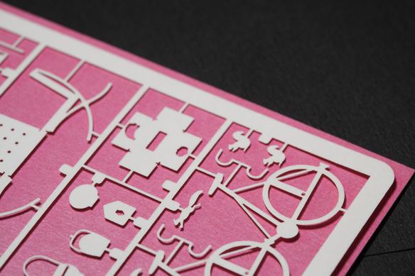 1/50建築模型用添景セット スペシャルエディション まりことみやっちのアーキラヴ編