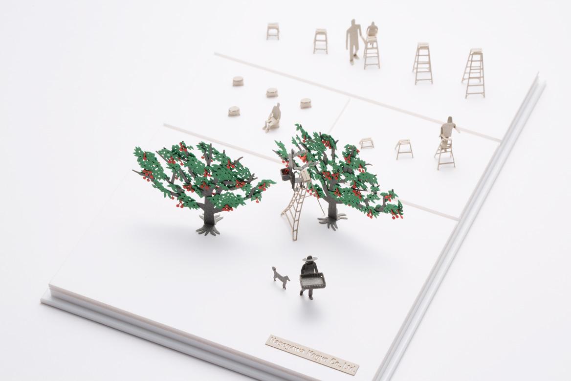 1/100建築模型用添景セット スペシャルエディション 長谷川工業編