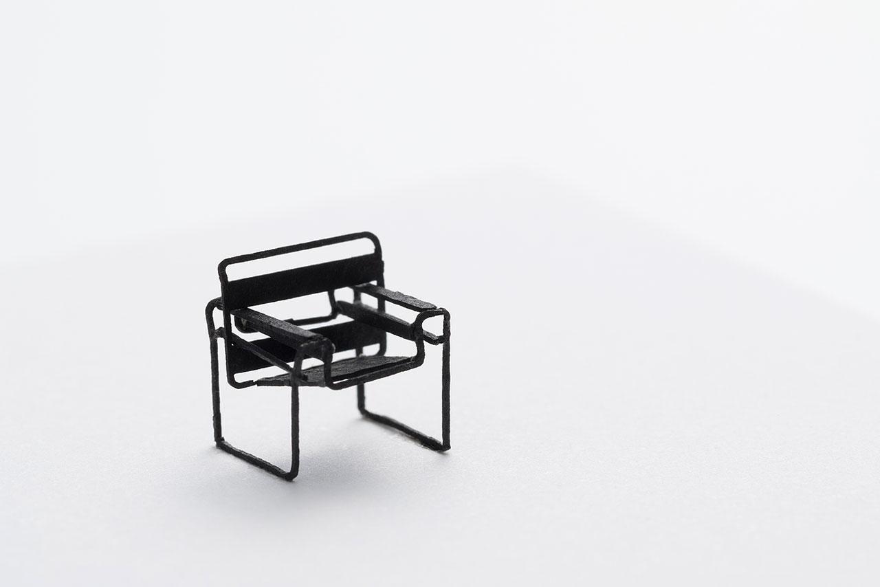 1/100建築模型用添景セット スペシャルエディション Knoll編